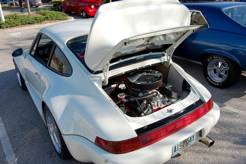 Don Nguyen | My Porsche 911 V8 Build